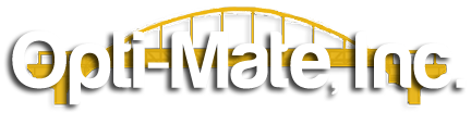 Opti-Mate, Inc. Logo